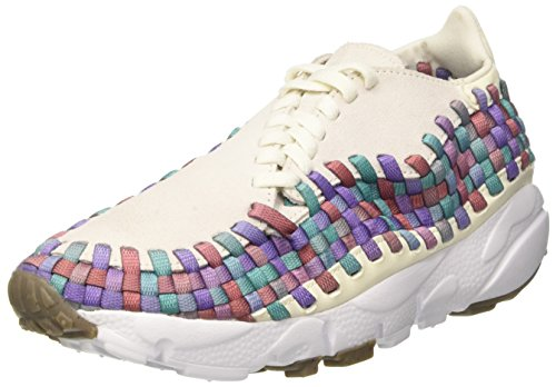 Zapatillas para Air Red Sail Woven Wmns Multicolor Gimnasia Footscape de White NIKE Mist Mujer Stardust Orchid Hq0I5w1w