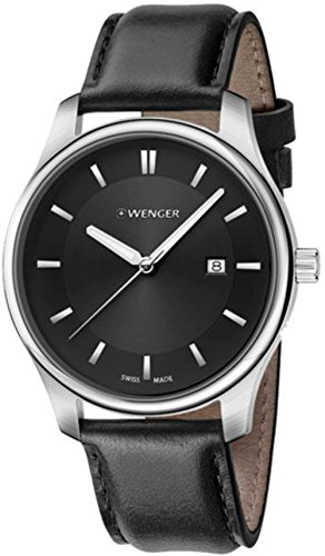 Watch WENGER 01.1421.103 Woman Silver