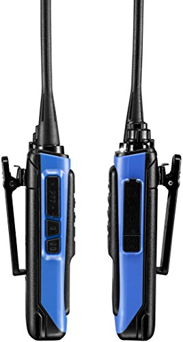 Arcshell Rechargeable Long Range Two-Way Radios with Earpiece 2 Pack UHF 400-470Mhz Walkie Talkies Li-ion Battery and Charger Included by Arcshell (Image #5)