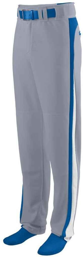 1478 Slider Baseball/softball Pant - Youth BLUE GREY/ROYAL/WHITE M Augusta Drop Ship AG1478
