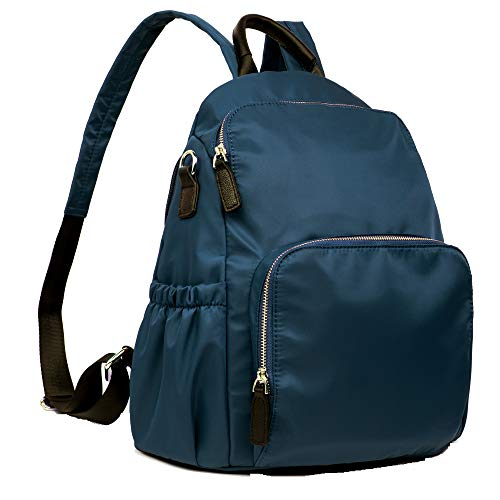 - Backpack for Women, School Student College Business Travel Backpack Waterproof Nylon Anti-theft Bag Fit 12.5'' Laptop
