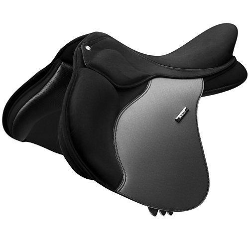 Wintec Pro All-Purpose Saddle Flocked 17.5