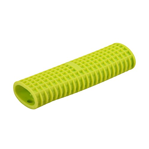 Silicone Pot Handlehold Pot Hot Protect Cover Hot Resistant Green 1 Pcs Kitchen Grips Silicone Pot Holder