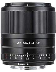 Viltrox 56mm F1.4 XF Autofocus Lens,Large Aperture APS-C Format Portrait Lens Compatible for Fujifilm X-Mount Mirrorless X-T4/X-T30/X-T3/X-PRO3/X-T200/X-E3/X-T2