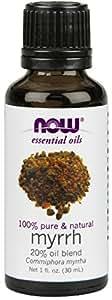 NOW Myrrh Oil Blend, 1-Ounce