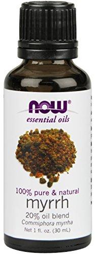 NOW Solutions Myrrh Oil Blend, 1-Ounce