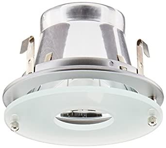 Elco Lighting El926n 4 Clear Reflector With Suspended Frosted Glass El926