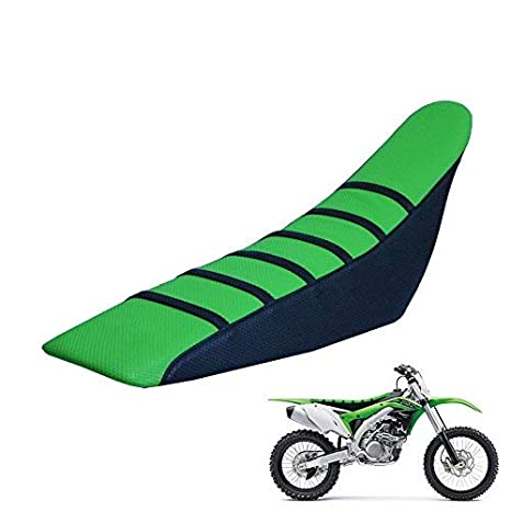 Ocamo Cuscini Sedile Moto off-Road Soft Grip Universale per KTM Honda Suzuki Yamaha Kawasaki /Arancia