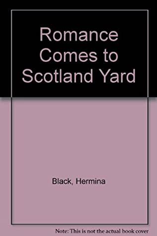 book cover of Romance Comes to Scotland Yard
