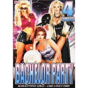 Party movie Stripper in bachelor