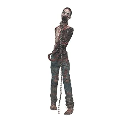 McFarlane Toys The Walking Dead Comic Series 2 Michonne's Pet Zombie Action Figure: Toys & Games