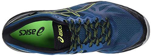 Black Chaussures de Deep Fujitrabuco Asics G TX Multicolore 6 Aqua 400 Running Homme Gel wY4xRx7X