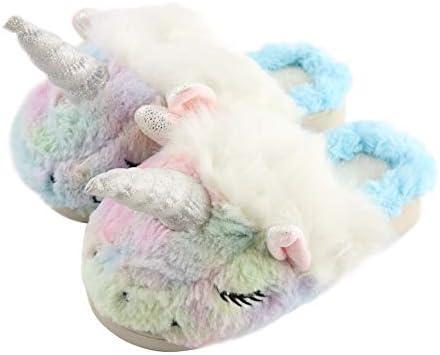 Komyufa Home Slippers for Women Couple