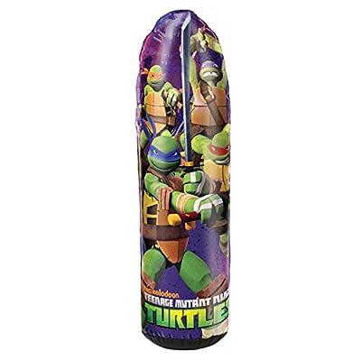 Teenage Mutant Ninja Turtles Inflatable Turtle Training Bag