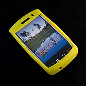 Carcasa BlackBerry 9500 9530 Amarillo
