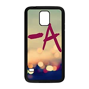 Abstract Cityscape Cell Phone Case for Samsung Galaxy S5
