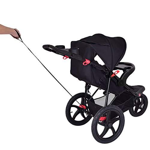 Costzon Baby Jogger Stroller Lightweight w/ Cup Phone Holder by Costzon (Image #1)'