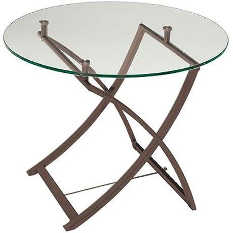 Dainolite GCT 124 CGL OBB Coffee Table Oil Brushed Bronze