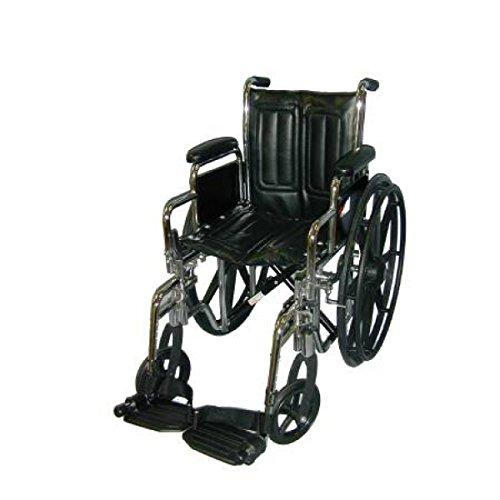 McKesson 115-3667 Sunmark Wheelchair, Removable Desk Arm,...