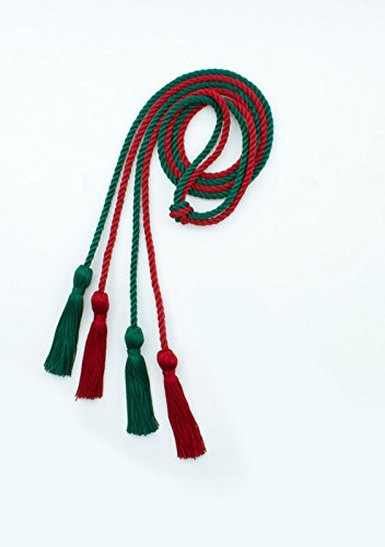 Alpha Chi Omega Graduation Cords   Tassel Depot Brand