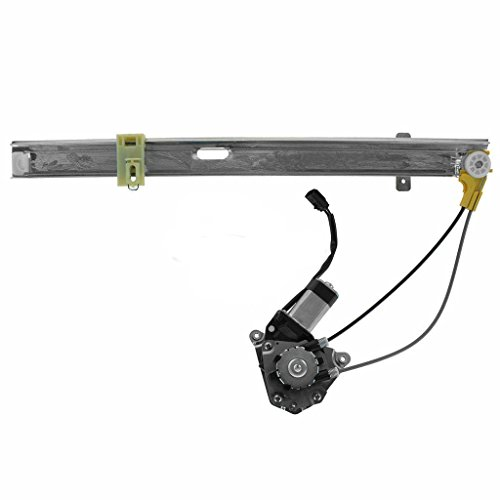02 jeep liberty window regulator - 4