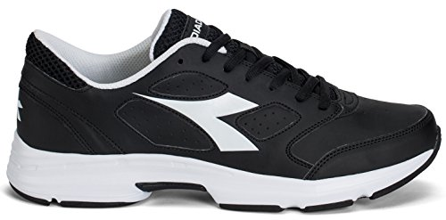 Diadora Zapatillas Running Zapatillas Jogging Hombre Shape 7 SL Jet Black/White Zapatos Jet black/white