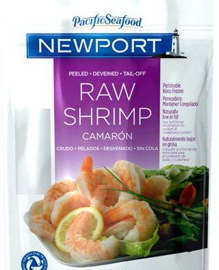 Amazon Com Shrimp Raw Peeled Deveined Tail Off Individually