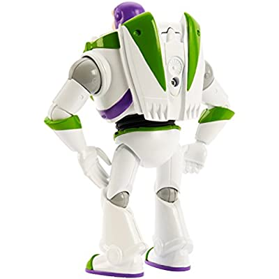 Disney Toy Story Talking Buzz Figure: Toys & Games