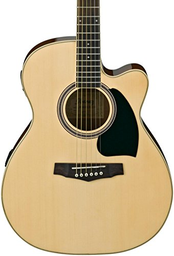 Ibanez PC15ECENT Performance Grand Concert Acoustic-Electric Guitar - Cutaway Acoustic Electric Guitar Concert