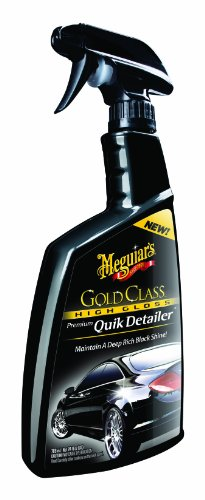 Meguiar's G7624 Gold Class Premium Quik Detailer - 24 oz. (Quick Mist And Wipe Detailer compare prices)