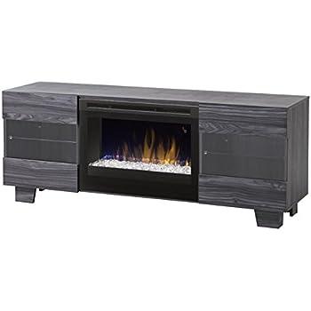 Amazon Com Dimplex Electric Fireplace Tv Stand Media