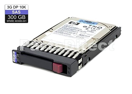 504064-003 HP 146-GB 3G 15K 2.5 DP SAS HDD (Sas 3g Enterprise Storage)