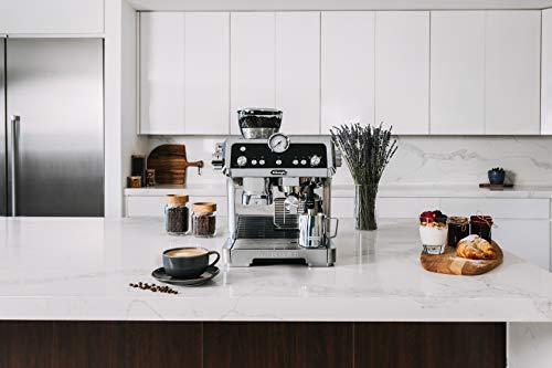 De'Longhi La Specialista Espresso Machine with Sensor Grinder, Dual Heating System, Advanced Latte System & Hot Water… 3
