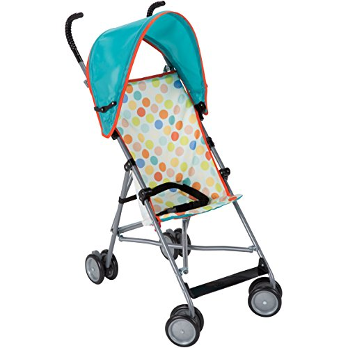 Cosco Umbrella Stroller with Canopy – Blue