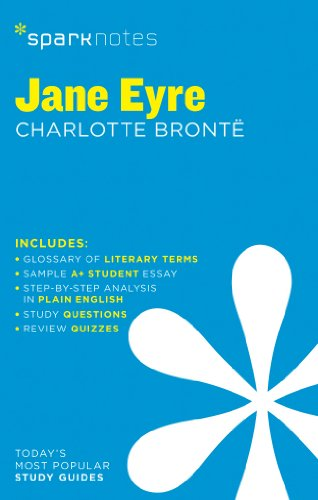 - Jane Eyre SparkNotes Literature Guide (SparkNotes Literature Guide Series)