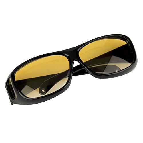 Night Driving Glasses Anti Glare Vision Driver Safety Sunglasses Classic UV 400 Protective Glasses Goggles -