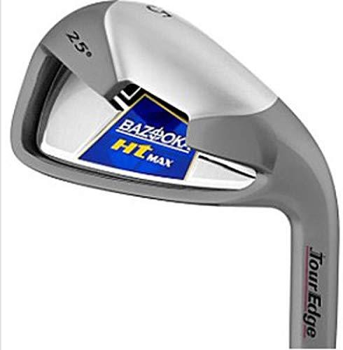 - Tour Edge Bazooka HT Max Single Iron 6 Iron 28 Stock Graphite Shaft Graphite Senior Right Handed 37.75 in