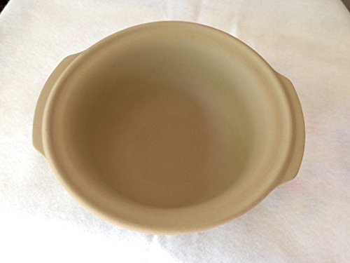 Pampered Chef Family Heritage Stoneware 8' Mini Round Baker Lid / Bowl