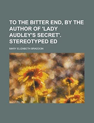 book cover of To the Bitter End