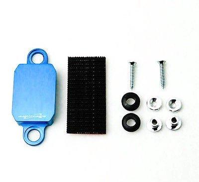 Secraft Aluminum Receiver Bed Blue