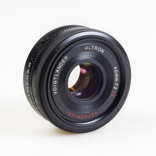 Voigtländer Ultron 40mm F2 0 Sl Ii Asphärisch Ai P Für Kamera