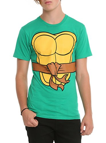 Teenage Mutant Ninja Turtles Shell Cosplay T-Shirt