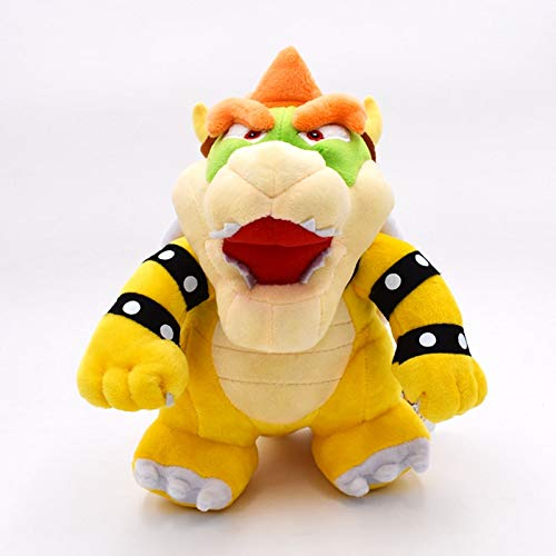 Amazon Com Stand Super Mario Bros Bowser Koopa Plush Toy