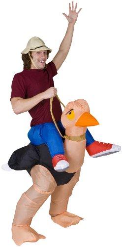 Gemmy - Illusion Ollie Ostrich Adult Costume