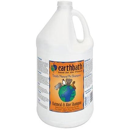 2. Earthbath Tea Tree and Aloe Concentrated Shampoo