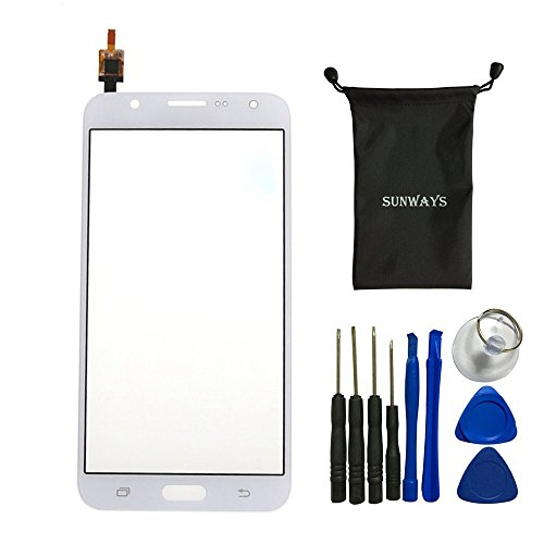 sunways-glass-lens-screen-with-touch-digitizer-replacement-for-samsung-galaxy-j7-j700whitewith-devic