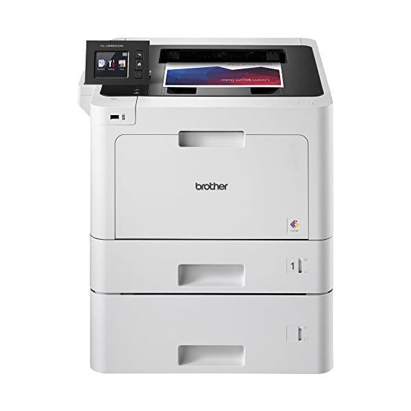 Brother HLL8360CDWT Business Color Laser Printer
