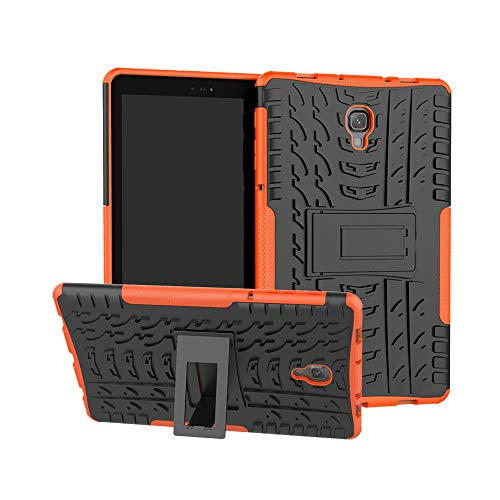 Alimao Practical for Samsung Galaxy Tab A 10.5 Hybrid Rugged Hard Rubber PC Stand Case Cover Special Sales