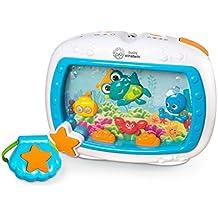 Baby Einstein Sea Dreams - Calmante de juguete con control remoto, luces y melodías para recién nacidos y adultos