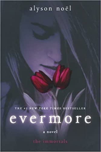 Playing Catch Up! Evermore by Alyson Noel